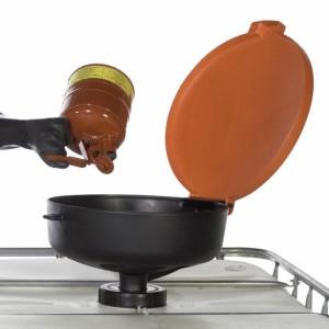 A01WB325 Ultra-Burp-Free Funnel® Large Dia