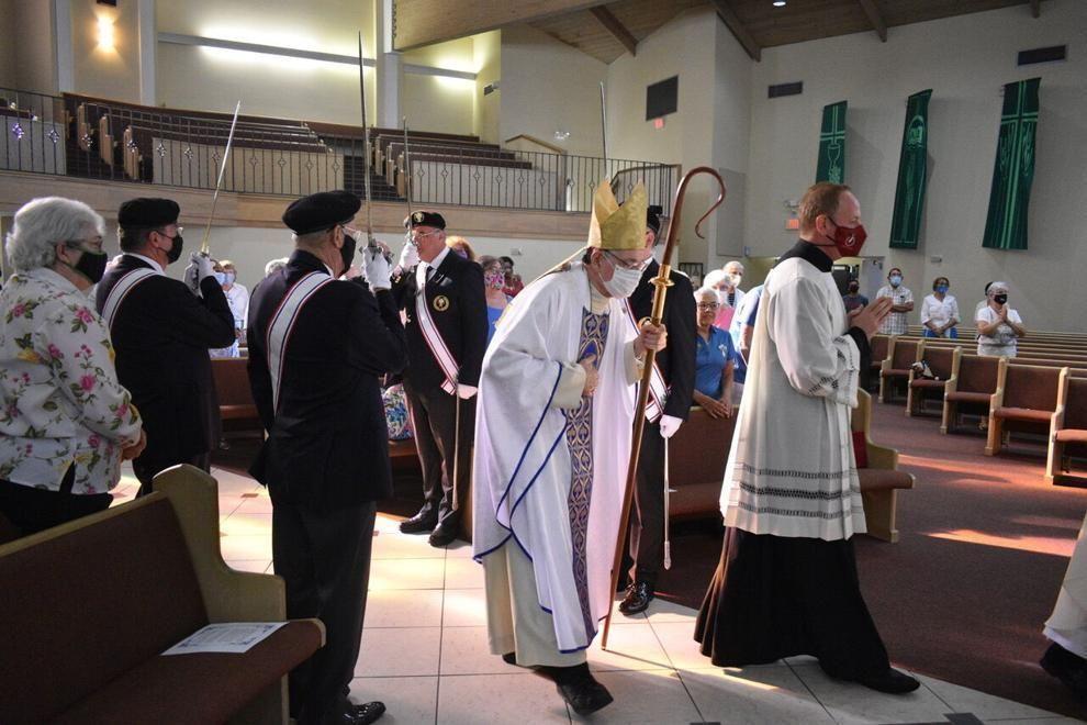 Parish celebrates Legion of Mary at 100