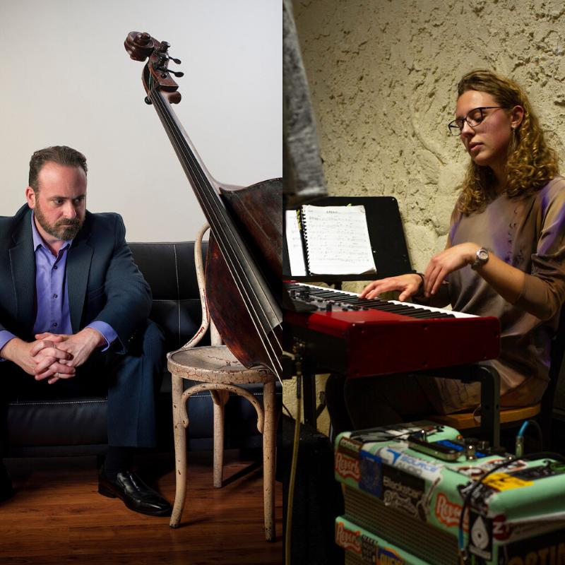 Ingrid Knight & Adam Booker|Jazz Duo