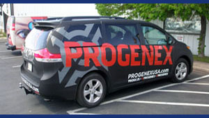 Vehicle Wraps & Graphics