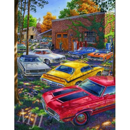 Wide Format Color - 36 x 48