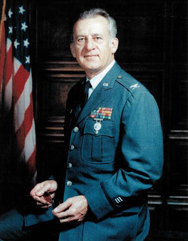Colonel Frank E. Herrelko, USAF (RET)