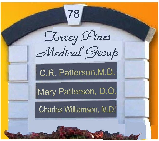 Healthcare Door Hanger | Physician Doctor Medical Health And Pharmacy Signs Plaques