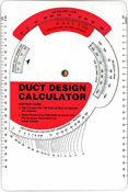 Duct Design Calculator