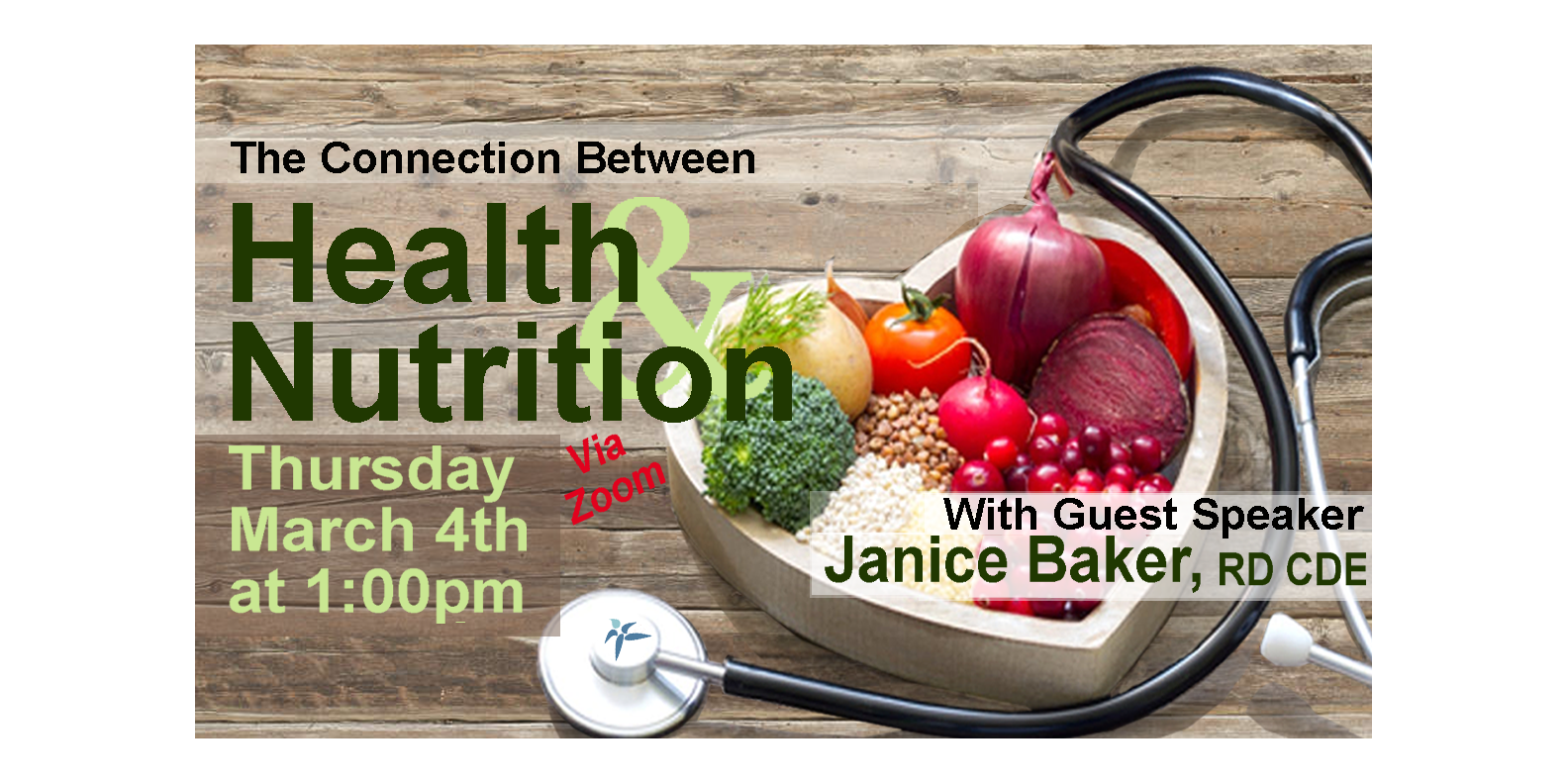 Janice Baker on Health and Nutrition