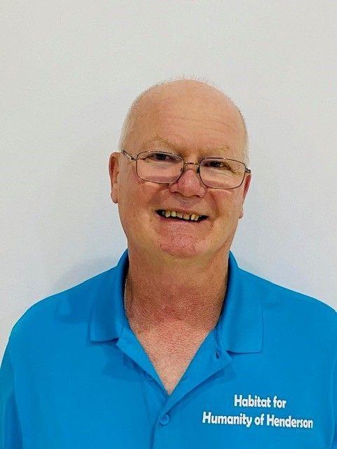 David Butler, Board Treasurer