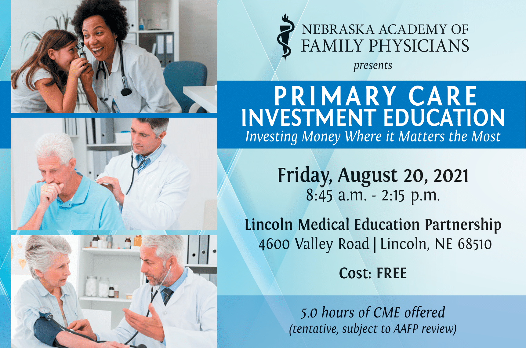 Primary Care Investment: Investing Money Where it Matters the Most