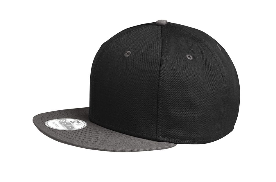 NEW ERA FLAT BILL SNAPBACK COLOUR BLOCK CAP