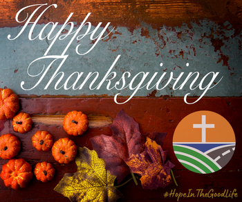 CSS Thanksgiving week hours for our offices and thrift stores