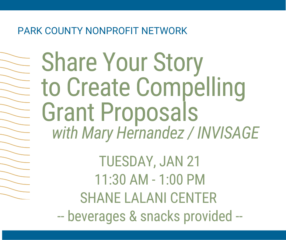 Share Your Story to Create Compelling Grant Proposals