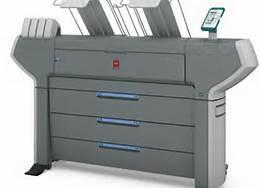 Oce ColorWave 650 Printing System