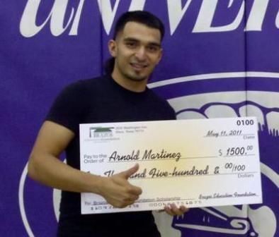 Arnold Martinez - University High School