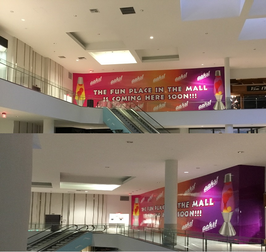 Aahs! 18ft x 70ft  Wall Wrap