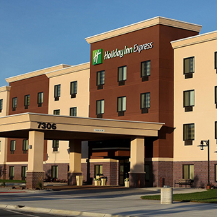 Holiday Inn Express & Suites - Ralston