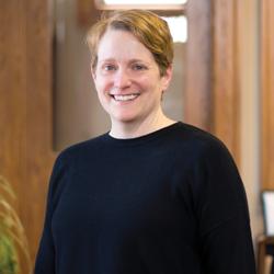 Susie Wilson, MSPH, Coordinator of Communications & Grants