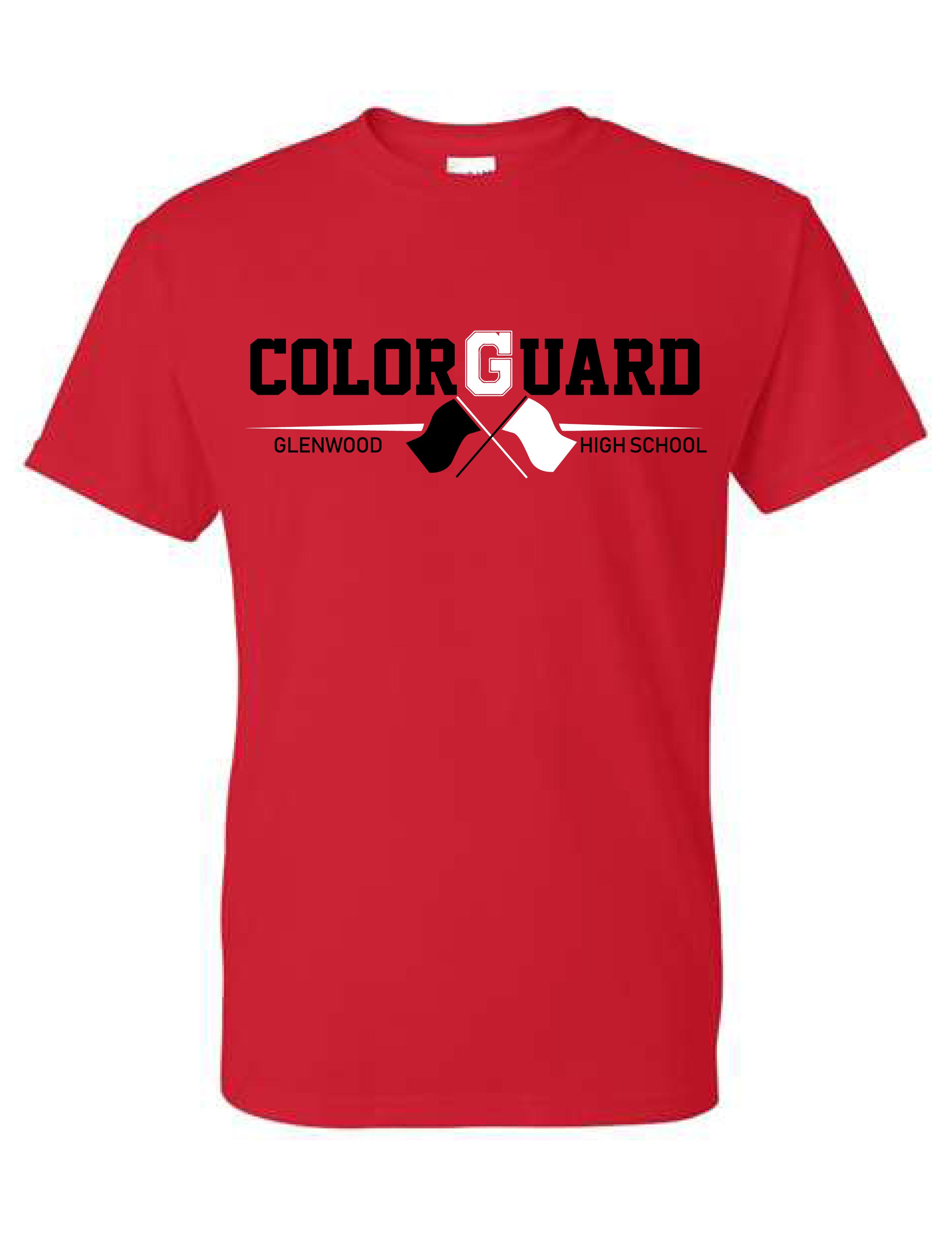 Glenwood Color Guard - Short Sleeve