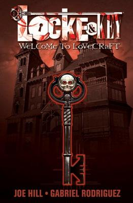 "Graphic Novel Book Club: ""Locke & Key, Vol. 1"""