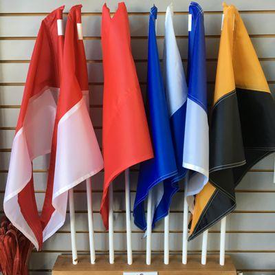 Pennant Flag on 3 Ft Pole