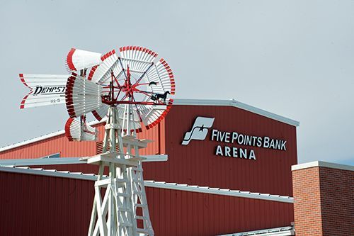 Five Points Bank Arena