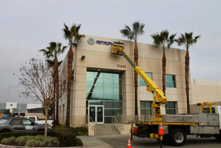 Sign Crane Services Orange County CA