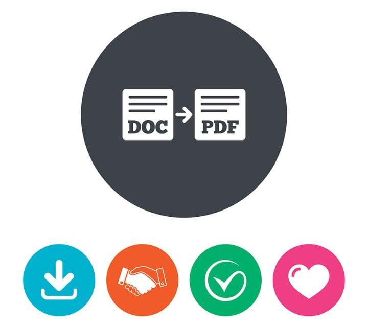 Doc to PDF Preflight