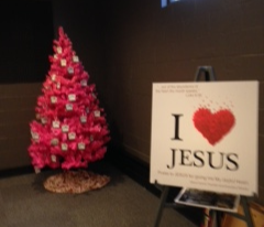 Grace  Fellowship Giving Tree