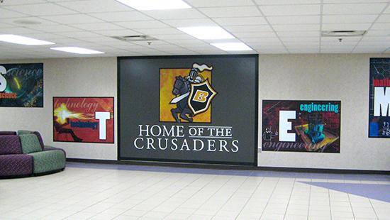 Barker Middle School