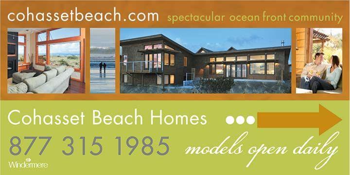 COHASSET BEACH