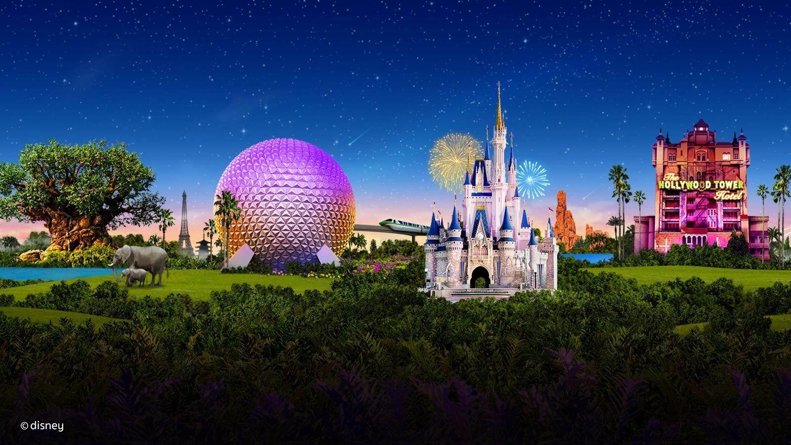 Enter to Win Disney Park Hopper Passes