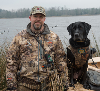 North Carolina Man Named Delta Waterfowl's 2015 Volunteer of the Year