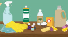 Eco Healthy : Household Chemicals & Plastics / Eco-saludables: Los productos químicos y plásticos