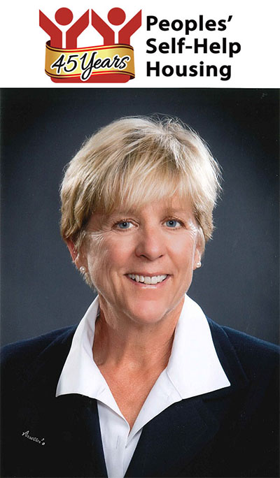 Shelly Higginbotham, Pismo Beach Mayor, Joins Peoples' Self-Help Housing Board of Directors