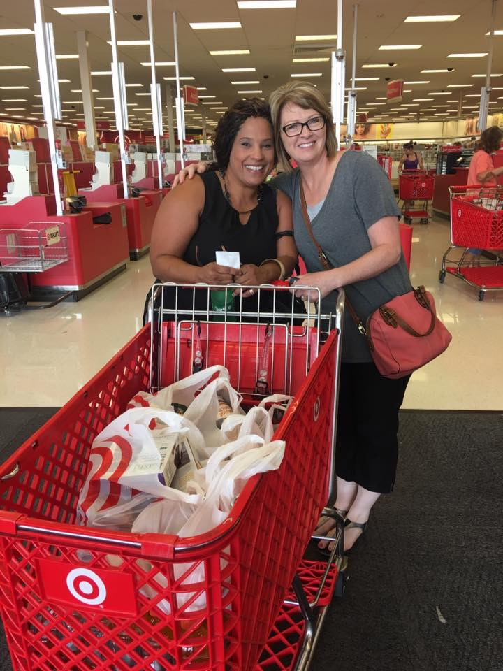 Shopping for our new Outreach Center!