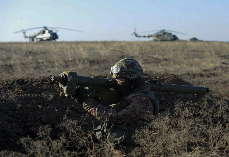 Ukraine braces for further attacks as Russian forces mobilize