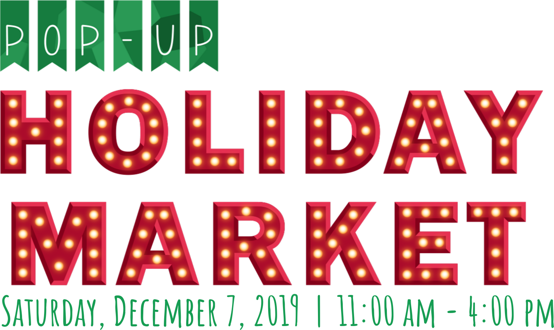 Pop-Up Holiday Market