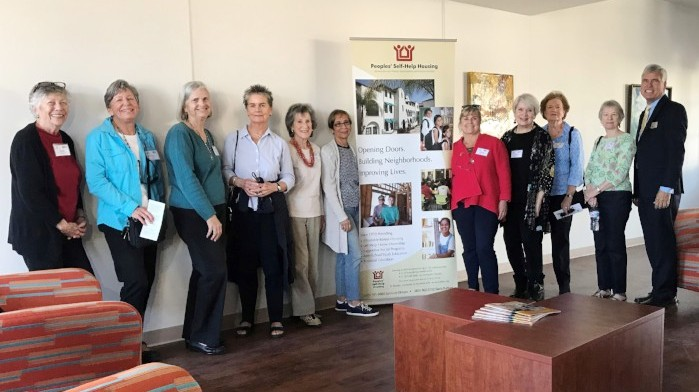 Women's Fund of Santa Barbara Sees $60,000 Investment Firsthand