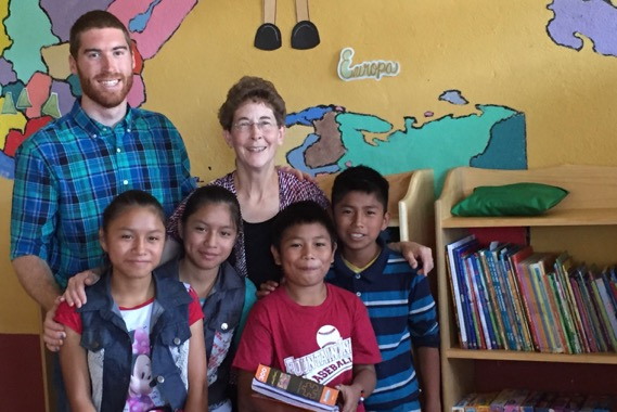 How was Guatemala, part 4: the library