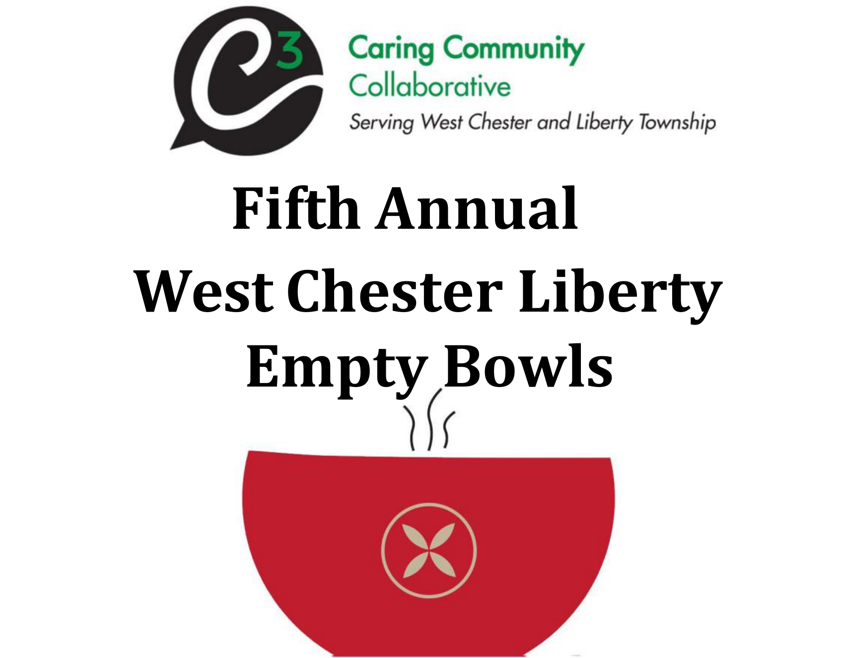 West Chester Liberty Empty Bowls Event