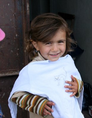 Moldova Child