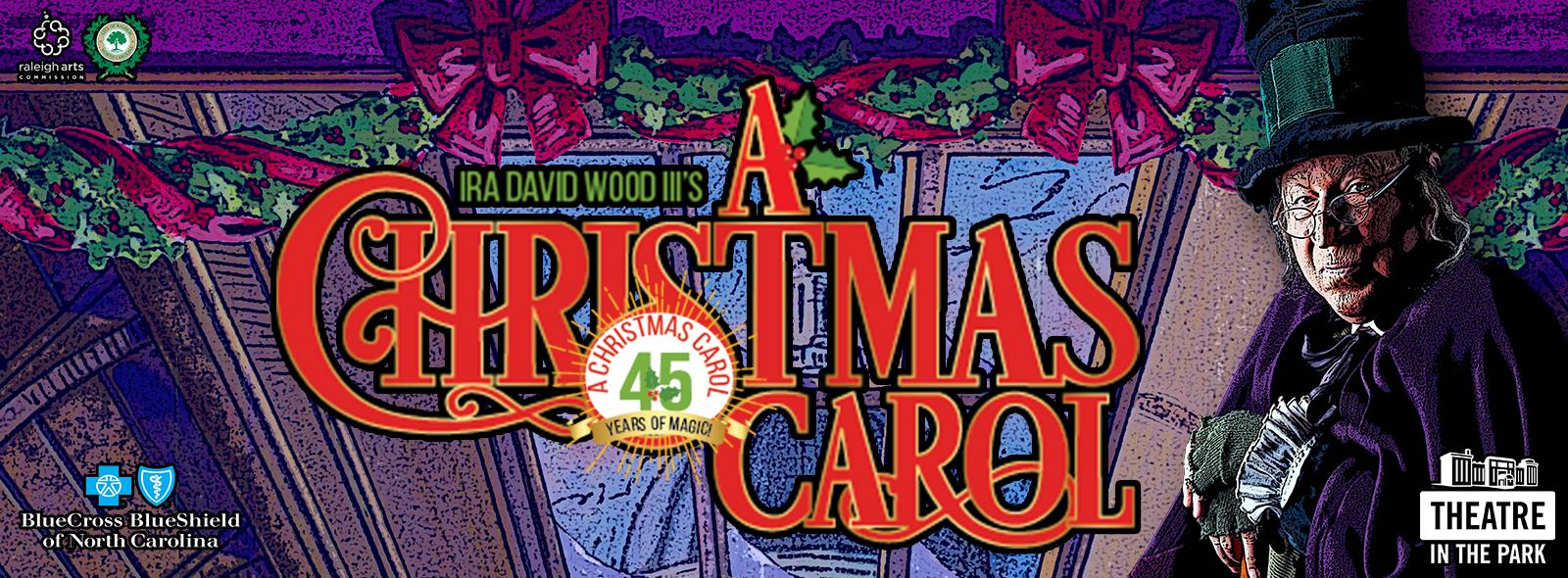Ira David Wood Christmas Carol 2021 A Christmas Carol 2019