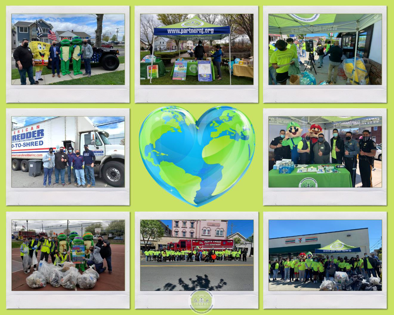 Earth Day Clean Up April 2021