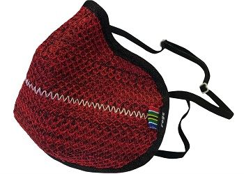 PPE Face Mask - Sport Mesh (red)