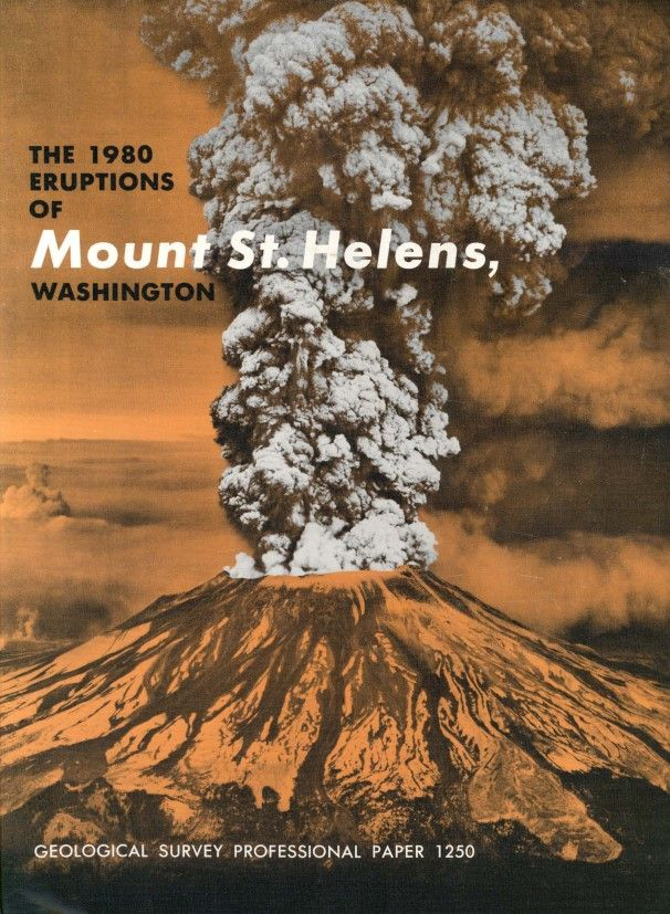 The 1980 eruptions of Mount St. Helens, Washington