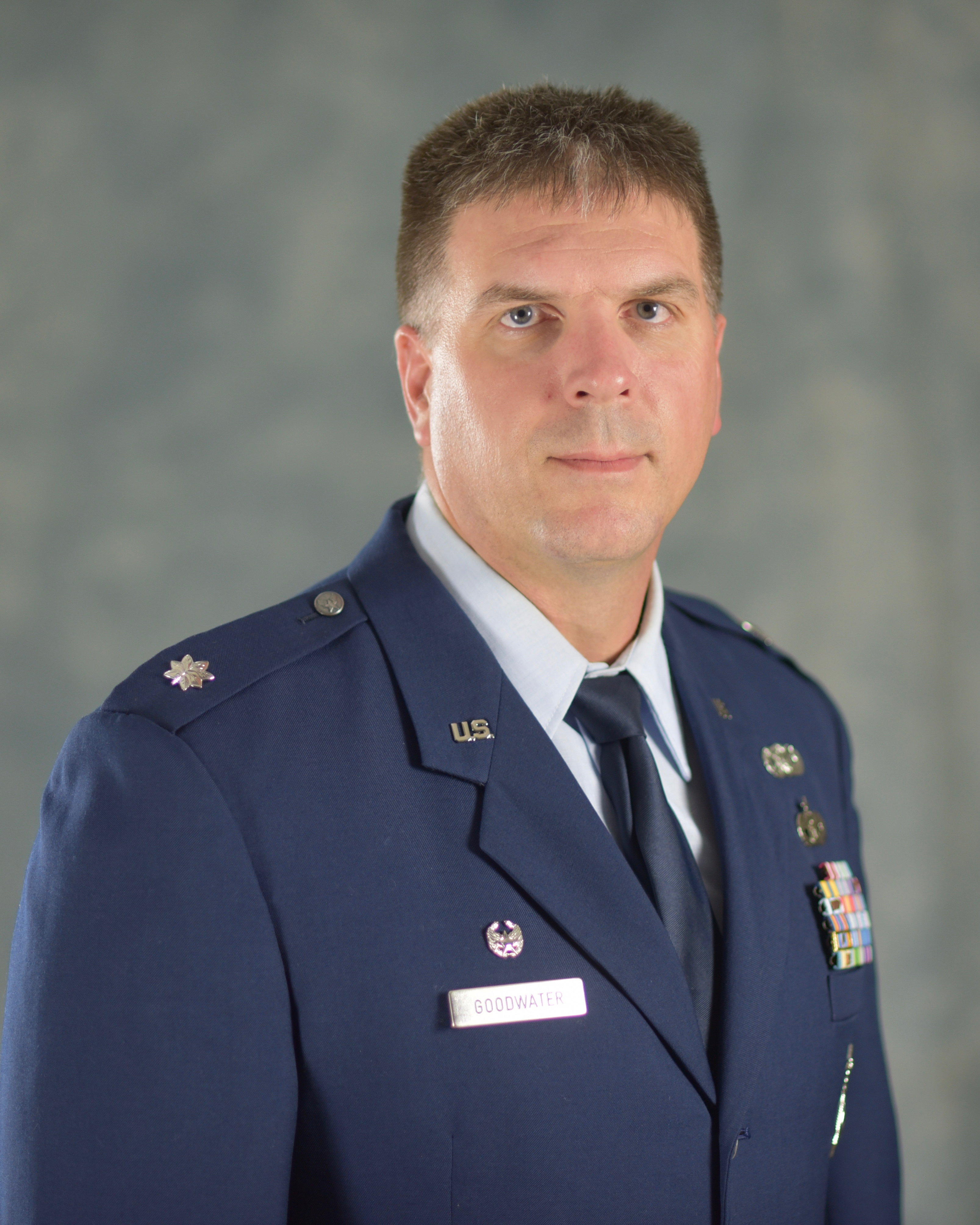 Lt. Col. Greg Goodwater
