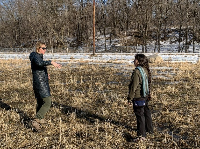 Living Earth Center Takes Over Management of Blue Earth County Farm