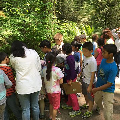 Ben Franklin Elementary field trip 06-05-15