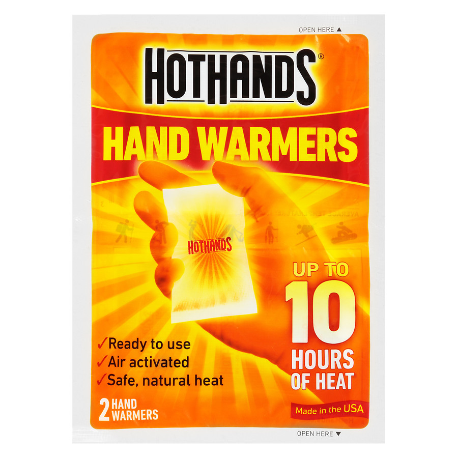 Hand and Foot Warmers Needed