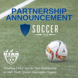 SoccerTech Partnership Announcement