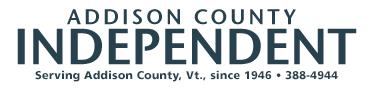 Addison Independent