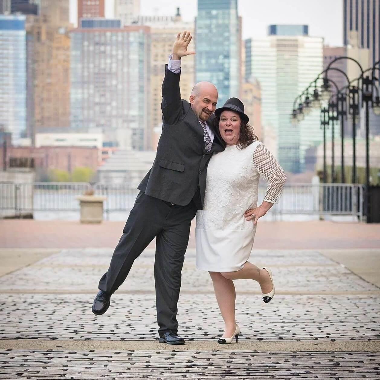 Wedding. Cancer. Divorce
